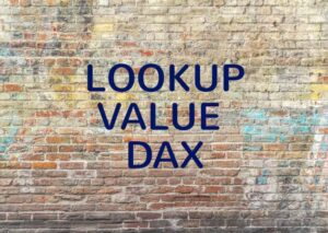 DIY4 :  Learn to use LOOKUPVALUE DAX Function in Power BI using Example